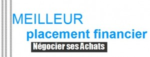 meilleur placement financier